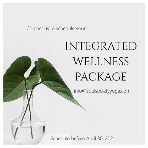 Integrated Wellness Package