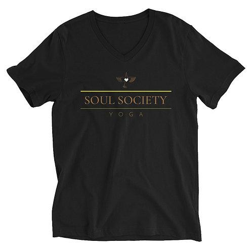 OG Peace Bird SSY Unisex Short Sleeve V-Neck T-Shirt