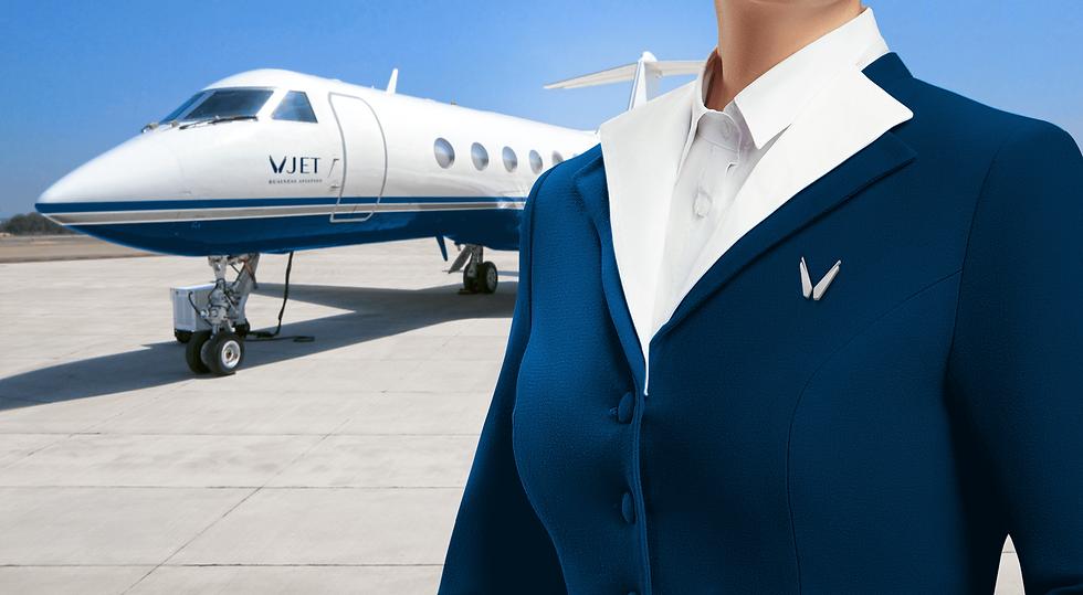 VJET разработка бренда авиакомпании