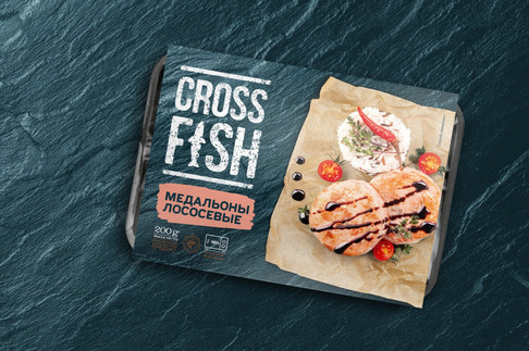Cross Fish | Разработка бренда