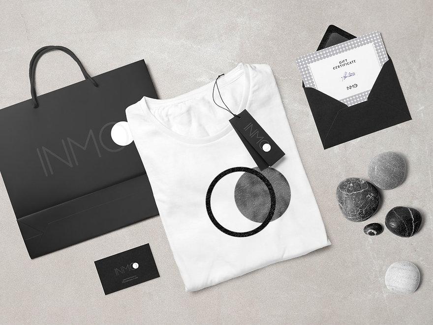 Разработка бренда INMO