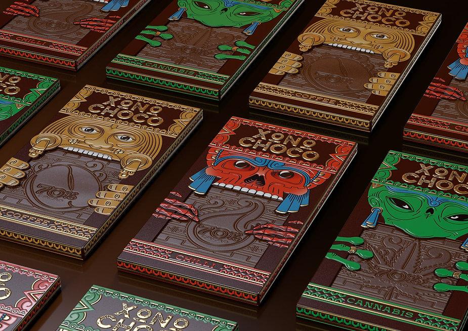 Упаковка шоколада заказать брендинг