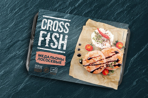 Cross Fish