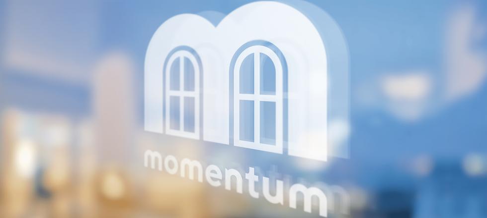 Фирменный стиль Momentum брендинговое агентство Brand Brothers