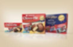 Дизайн упаковки Choco Pie