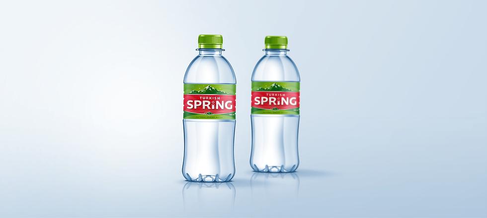 Разработка дизайна этикетки питьевой воды