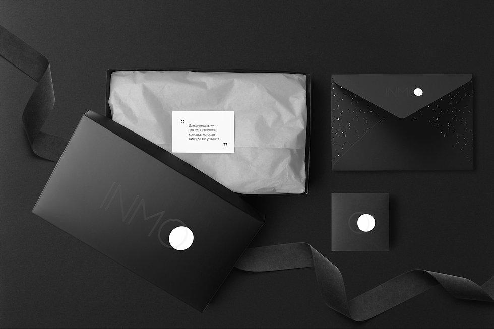 Создание бренда INMO