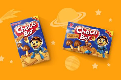 Choco Boy Caramel