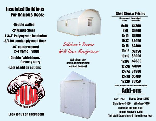 Polar Sheds Online Brochure