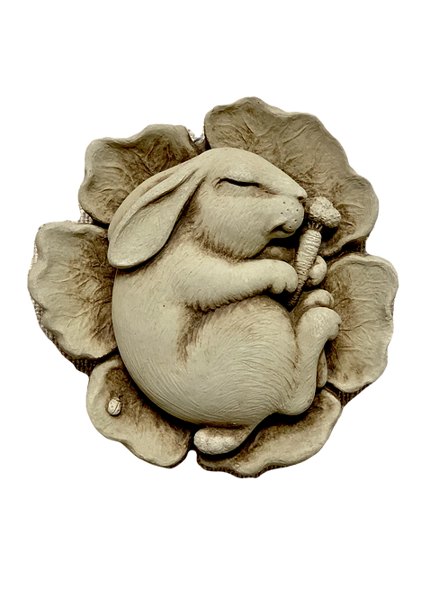 """""""Napping Bunny"""" by Carruth Studio"""