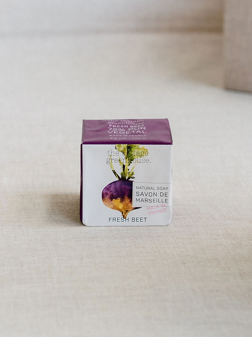 Beet French Soap