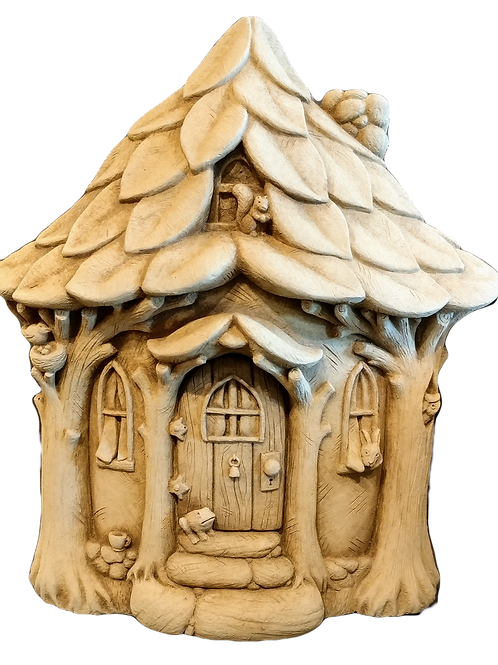 """""""Critter Cottage"""" by Carruth Studio"""
