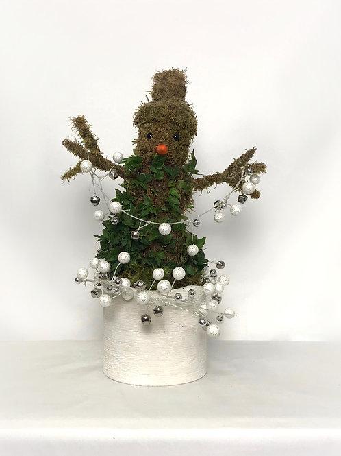 Ivy Snowman