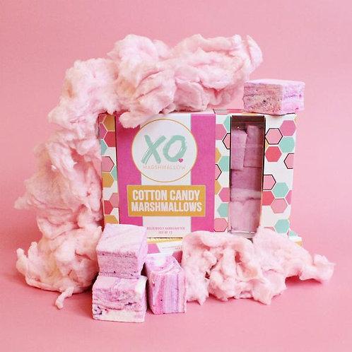 Cotton Candy Marshmallows