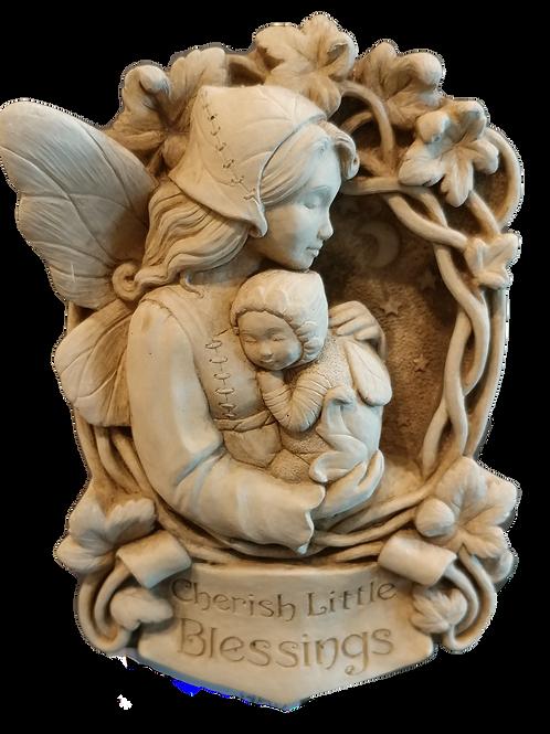 """Cherish Little Blessings"" by Carruth Studio"