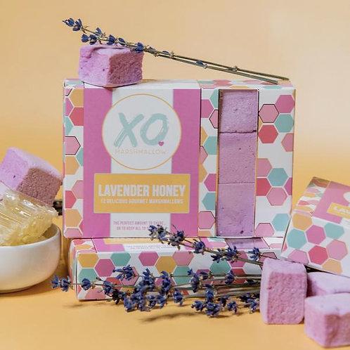 Lavender Honey Marshmallows