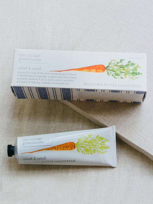 Carrot & Neroli Handcreme