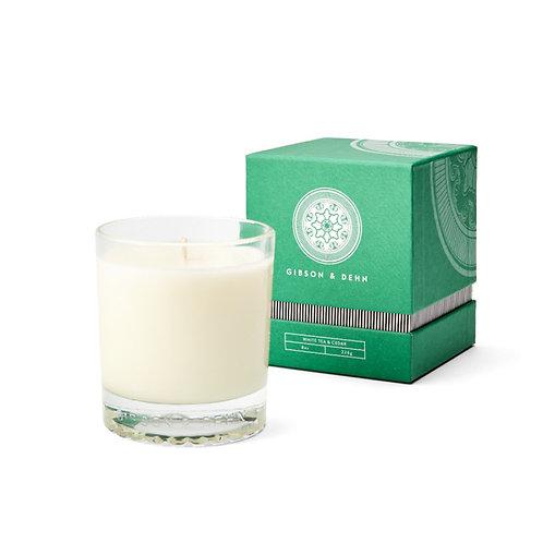 Gibson & Dehn Candle - White Tea & Cedar