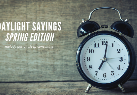 Daylight Savings!  *Spring Edition*