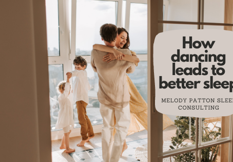 How Dancing Leads To Better Sleep