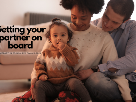 Getting your partner on board
