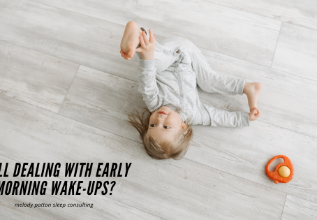 Still dealing with early mornings? Here's a few things to try.
