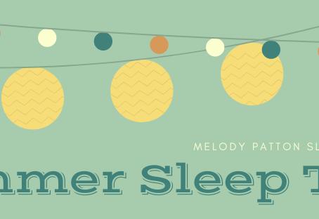 Summer Sleep Tips