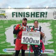 100k Finish