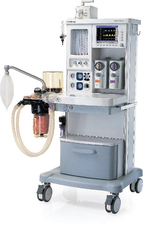 Аппарат наркозно-дыхательный WATO с принадлежностями, вариант исполнения WATO EX-35