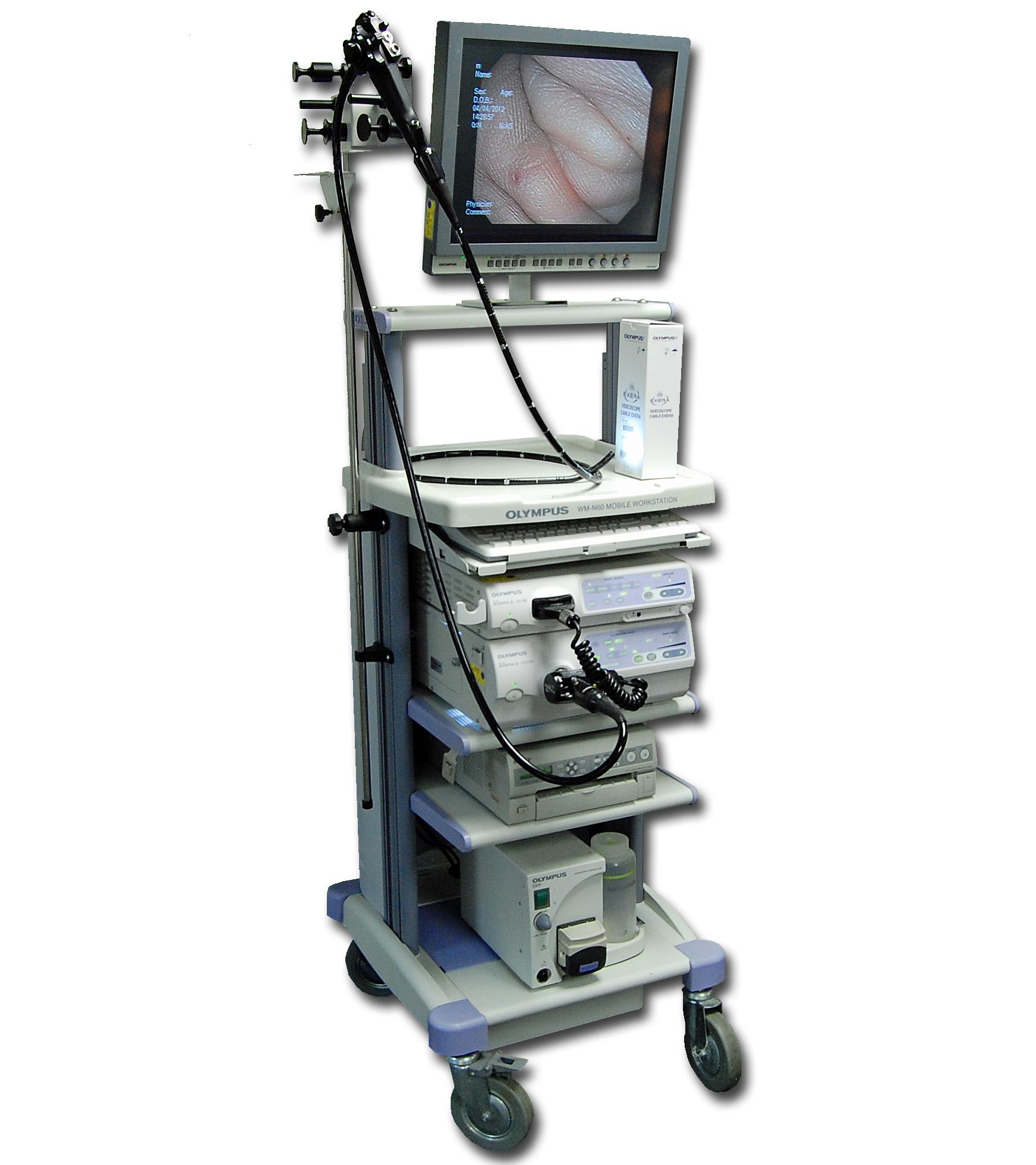 Видеоцентр эндоскопический CV-180 2