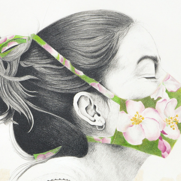 Longing To Breathe (detail)