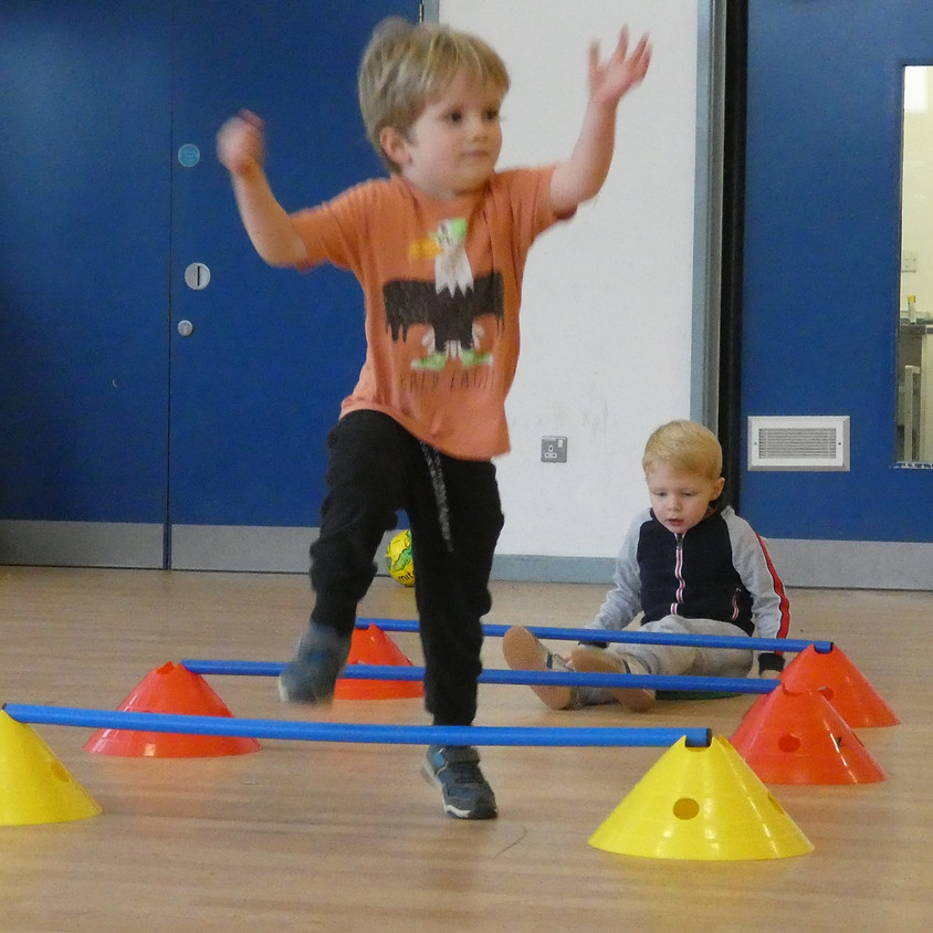 Baden Powell - Saturday 3.5 - 4.5 Years Old