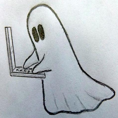 A arte de ser fantasma