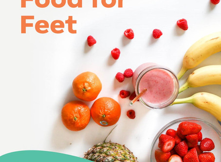 Food for Feet