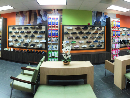 Frederick Foot and Ankle Shoe Stores