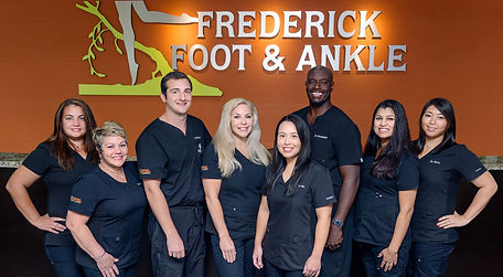 Podiatrist Frederick Foot and Ankle Specialists Foot Doctor
