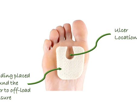 Take Care of Your Foot Ulcer