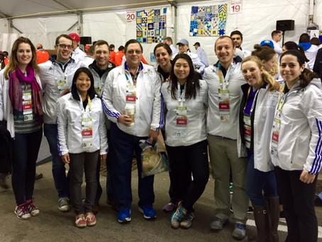 The 119th Boston Marathon