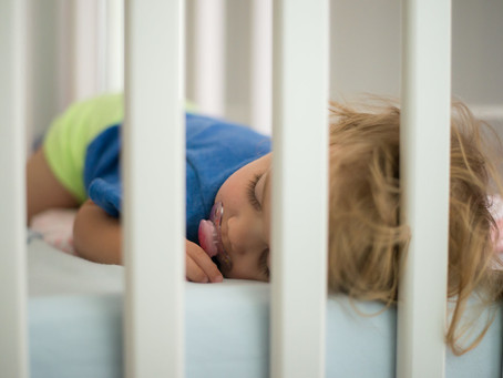 Changing Where Your Baby Sleeps