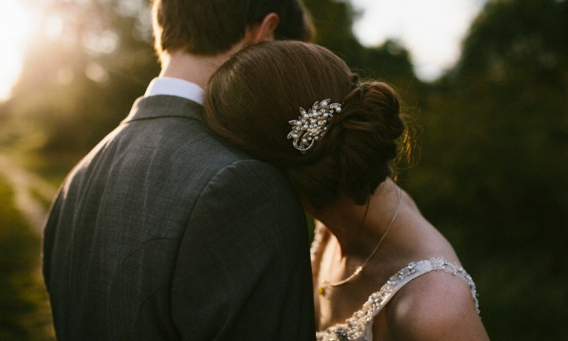 Bridal Hair, Herefordshire, Worcestershire, Shropshire, The Cotswolds and Wales