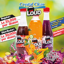 Loud drink flyer by Inkeemedia-