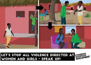 Stop Violence by inkeemedia.jpg