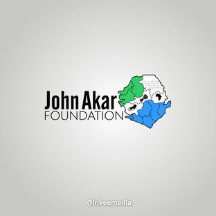 John Akar Foundation logo  by Inkeemedia