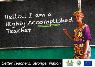 Highly Accomplished Teacher TSC by Inkee