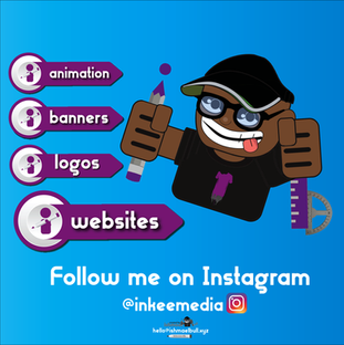 Follow Inkeemedia on Instagram