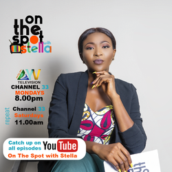 On The Spot with Stella  by Inkeemedia
