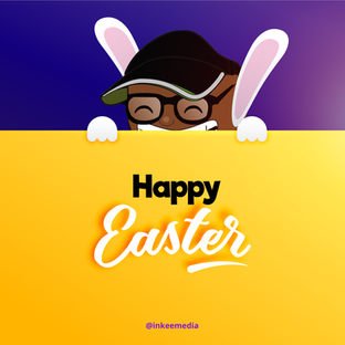 Happy Easter from Inkeemedia