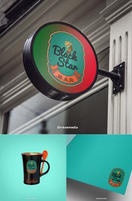 Black Star Bar logo by Inkeemedia.png