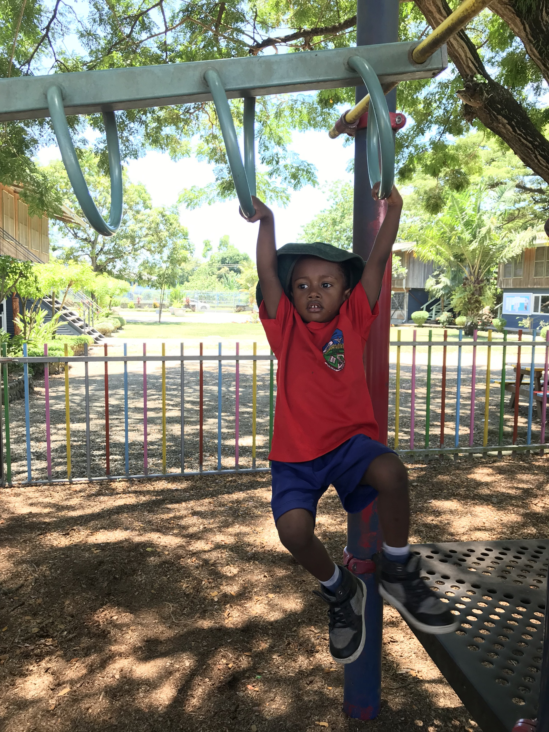 Kindy Playground