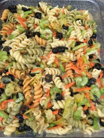 Itatian pasta
